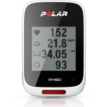 Polar M450 Cycling Computer GPS with Heart Rate