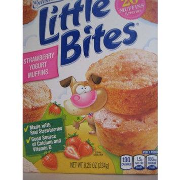 Entenmann's Little Bites Strawberry Yogurt Muffins, 8.25oz