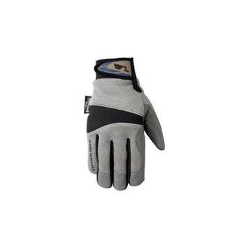 Med Synlthr Palm Glove