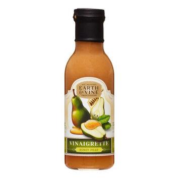 Earth & Vine Provisions Earth & Vine Provision Vinaigrette, Honey Pear, 12 Fl Oz