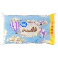 Great Value Mini Marshmallows