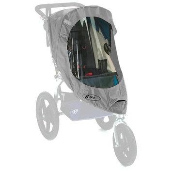BOB Weather Shield For Single Revolution/Stroller Strides Models in Gray