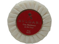 Bvlgari Eau Parfumee Au the Rouge Soap, 2.6 oz
