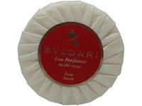 Bvlgari Eau Parfumee Red Tea Soap, 1.76 oz. (Pack of 6)