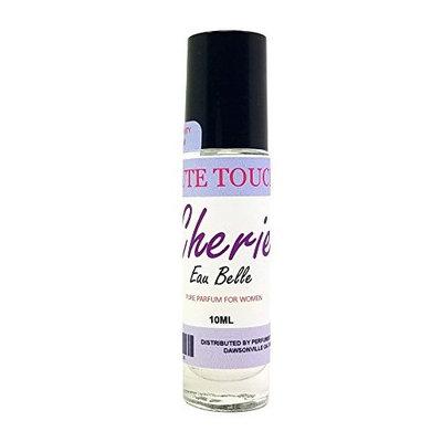 Cherie Eau Belle Perfume for Women by Haute Touche. Pure Perfume Oil; 10ml Roll-On.