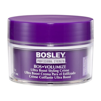 Bosley Professional Strength Volumizing Ultra Boost Styling Crème, 1.7 oz