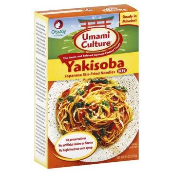 OTAFUKU 270248 9.5 oz. Umami Culture Yakisoba Kit