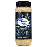Great Value Minced Garlic in Water