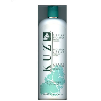 Kuz Revitalizing Shampoo With Keratin, 16.9 Ounce