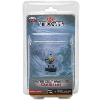 Wizkids Dungeons & Dragons Attack Wing: Wave 6, Water Cult Warrior Expansion Pack