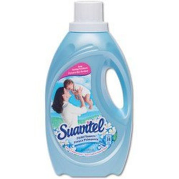 Suavitel CPC 39120 56 oz Softener Field Flowers Fabric Conditioner