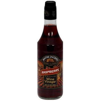 Maitre Jacques French Raspberry Vinegar, 16.9 FL OZ