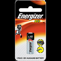 Energizer A23 Alkaline 12 Volt Battery 20 Pack + FREE SHIPPING!