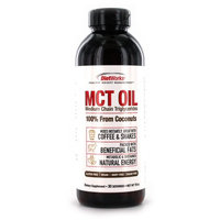 Windmill Health Products DietWorks MCT Oil Dietary Supplement, 16 oz.