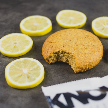 KNOW Foods Gluten Free, Low Carb, Protein Cookies, Lemon, 4g Net Carbs - 4 Count [Lemon]