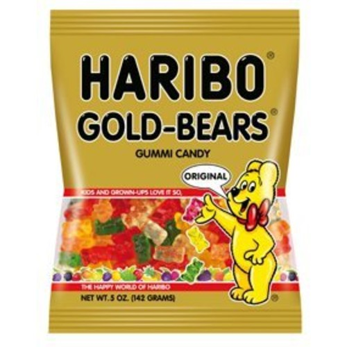 Haribo Gold-Bears Gummi Candy