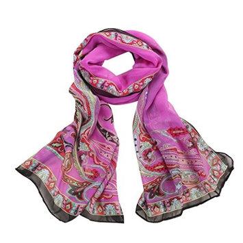Scarf,Datework Women Long Soft Wrap Shawl Scarf