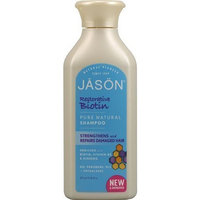 Pack of 1 x Jason Pure Natural Shampoo Restorative Biotin - 16 fl oz by Jason