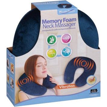 Leader Light Limited Health Touch Memory Foam Neck Massager, Blue