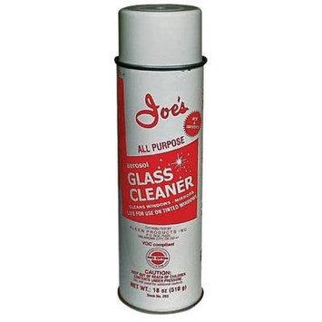 Joe's Hand Cleaner Glass Cleaners 22.5 Oz Glass Cleaner