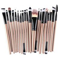 Susenstone®20 pcs/set Makeup Brush Set (Gold 1)