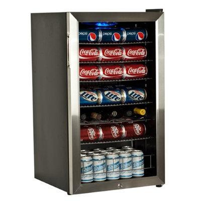 EdgeStar Supreme Cold Stainless Steel Beverage Cooler