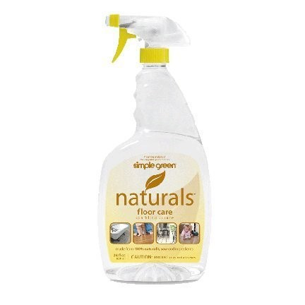 Simple Green Cleaning Products 24 oz. Naturals Floor Care (Case of 6)