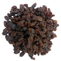 Organic California Thompson Seedless Raisins by Food To Live (Sun-Dried, Non-GMO, Kosher, Unsulphured, Bulk, Lightly Coated with Organic Sunflower Oil) — 4 Pounds