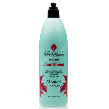 Soignee Botanical Conditioner with MSM, 16 fl oz