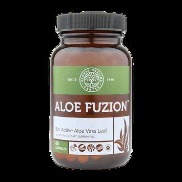 Global Healing Center Aloe Fuzion: High-Potency Aloe Vera Supplement
