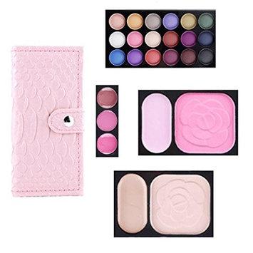 RNTOP 25Colors Makeup Palette Cosmetic Eyeshadow Blush Lip Gloss Powder