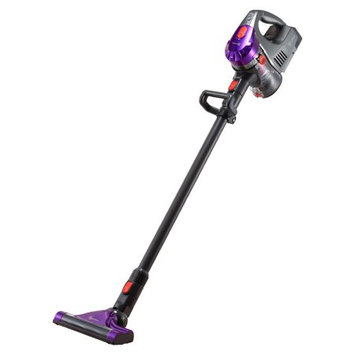 Viotek Rollibot Puro 100 Cordless Vacuum Cleaner with Motorized Brush Head, Light 3-5 lbs Weight, & Superior Cyclone Suction
