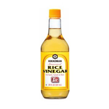 kikkoman sushi rice vinegar 20fl oz