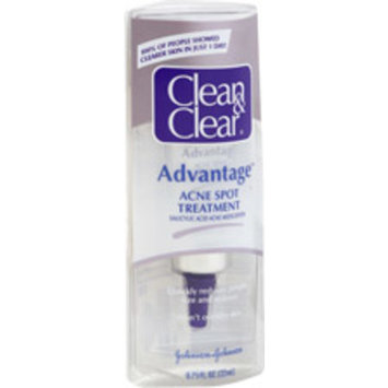 Clean & Clear Advantage Acne Spot Treatment, .75 OZ