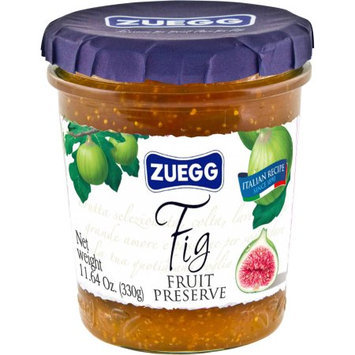 Zuegg Fig Fruit Preserve, 11.64 oz
