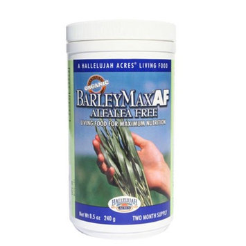 Tribest Ha441Af Hallelujah Acres Barley Max Afalfa Free TwoMonth Supply 240 Grams