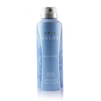 Valor Men's Perfume Mist Body Spray by Dana ~ 6oz (Quantity 1)
