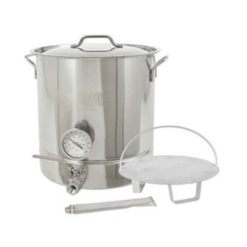 Bayou Classic 800-701 Stainless Steel Brew Kettle