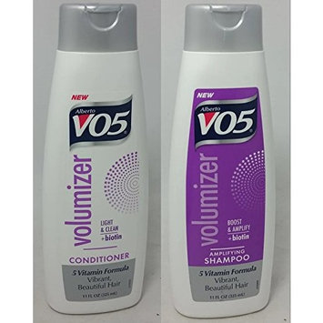 Alberto VO5 Volumizer Conditioner & Shampoo , 11 fl oz Each