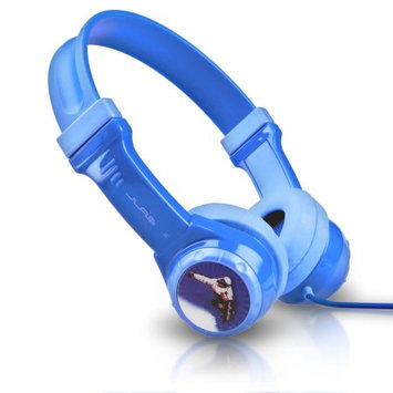 Jlab Audio Inc. JLab JBuddies Kids Volume Limiting Headphones - Blue - JK-BLUE-RTL