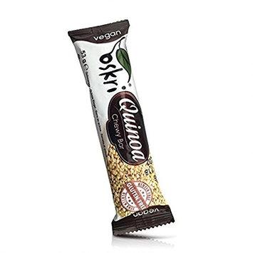 Oskri Chewy Quinoa Bar - 53g - 5 Pack