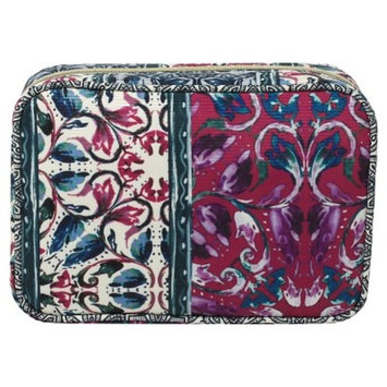 Contents Moroccan Radiance Square Organizer Cosmetic Bag