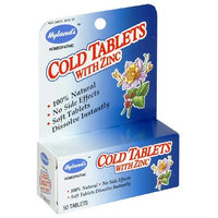 Hyland's Cold Tablets, with Zinc, 50 tablets (Pack of 3)