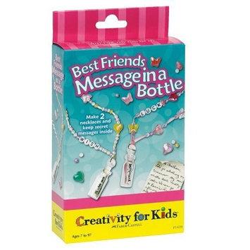 Jo Ann Stores Creativity Kits-Best Friends Message In Bottles