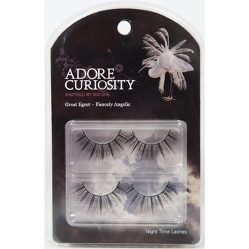Great Egret; high quality, professional, natural eyelashes, 2 pairs, inspired by nature's beauty