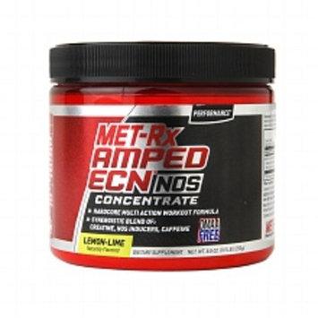 Met-Rx Amped ECN NOS Concentrate Lemon-Lime 0.5lbs