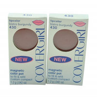 COVERGIRL Magnetic Color Pot Refill Lip Color Pack of Two