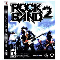 Electronic Arts Rock Band 2 (PS3) - Pre-Owned - Game Only
