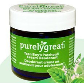 Purelygreat Unscented Charcoal Deodorant - EWG Verified - Vegan, Cruelty Free - No Aluminum, No Parabens, BPA Free