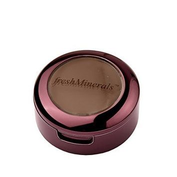 freshMinerals Eye Brow Perfect, Brown, 1.5 Gram by freshMinerals